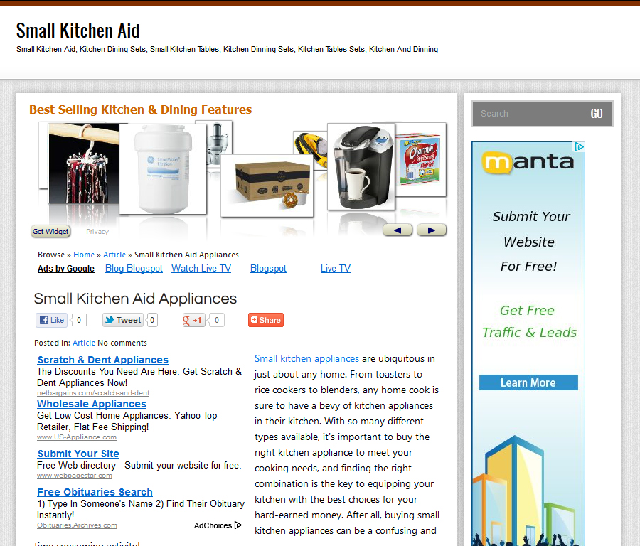 Cheap template for online store and website review Blogspot Store