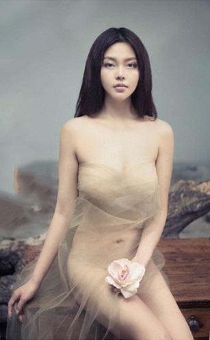 litu100 bing yi nude