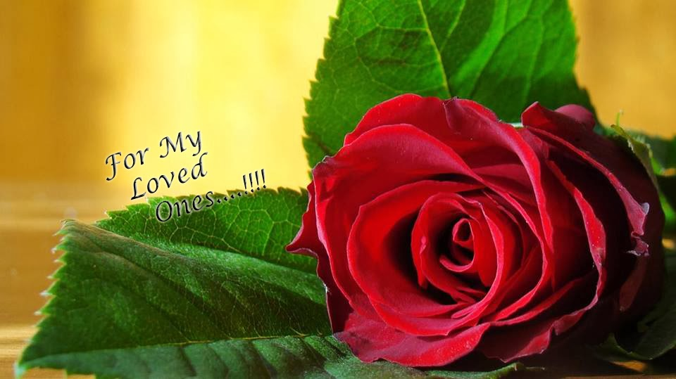 for my loved ones sweet heart