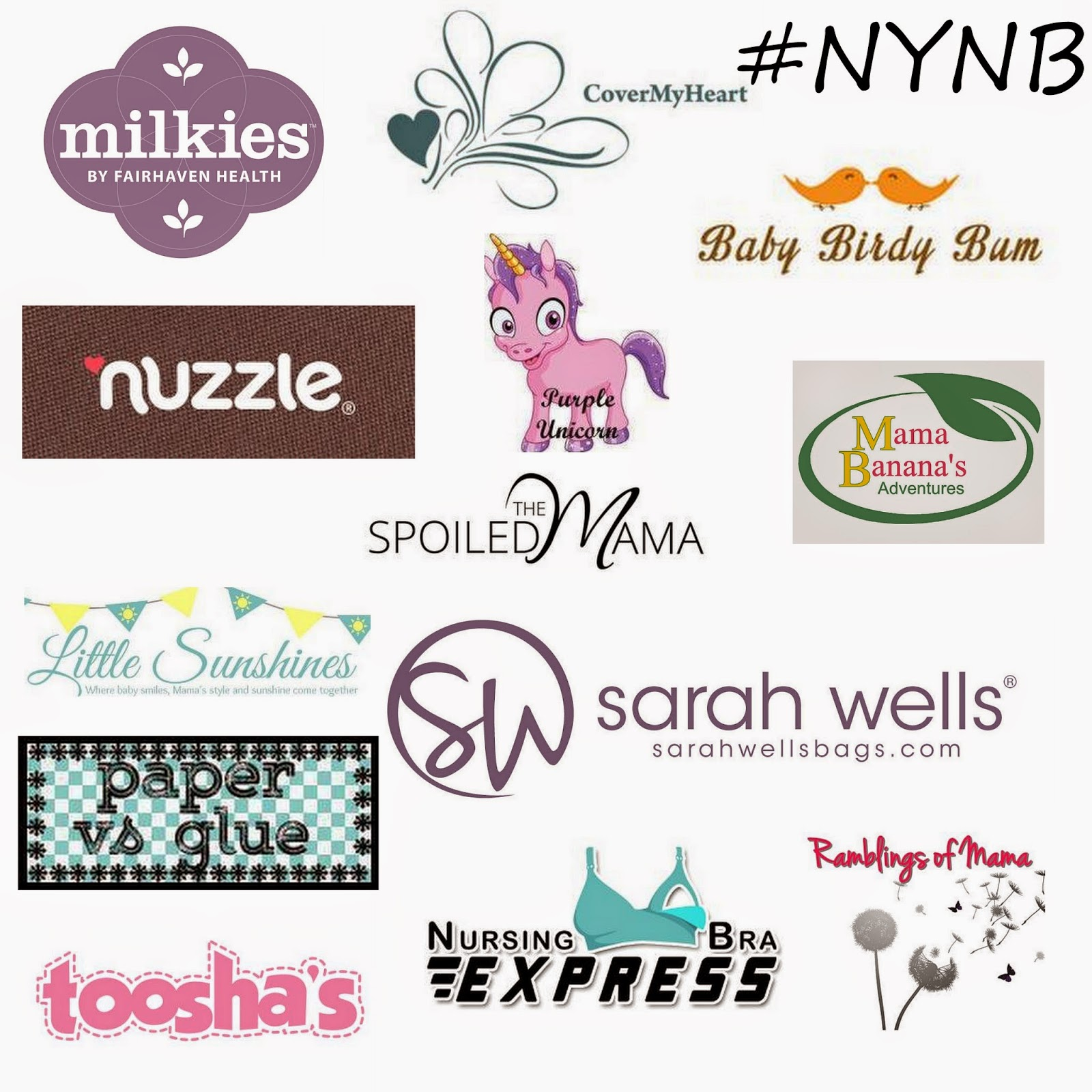 Ramblings of Mama New Year New Boob New Mama Gear Baby Giveaway