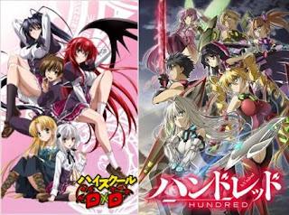 rekomendasi anime genre harem ecchi