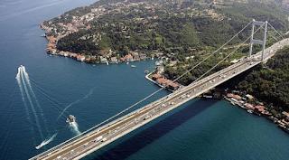 Köprü ve otoyol gelirleri açıklandı.