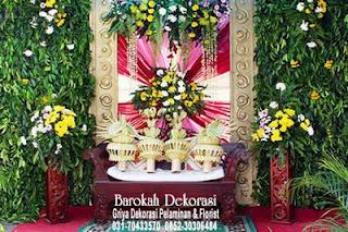 dekorasi pelaminan   rias pengantin   surabaya: dekorasi