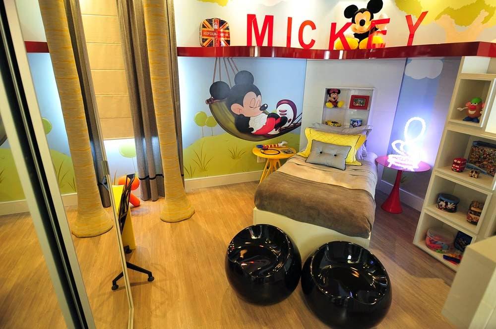 Suíte do Mickey para Mostra Casa&Cia 2011