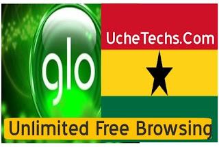 Glo Free Browsing in Ghana