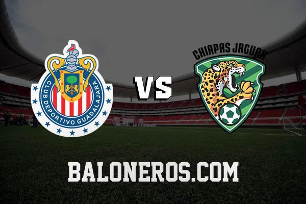Chivas vs Jaguares Copa MX