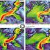 Καιρός: Αυτά είναι τα 4 σενάρια για την πορεία του Μεσογειακού Κυκλώνα πάνω απ' την Ελλάδα
