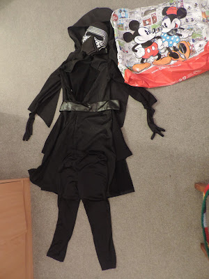 star wars disney official costume sith lord
