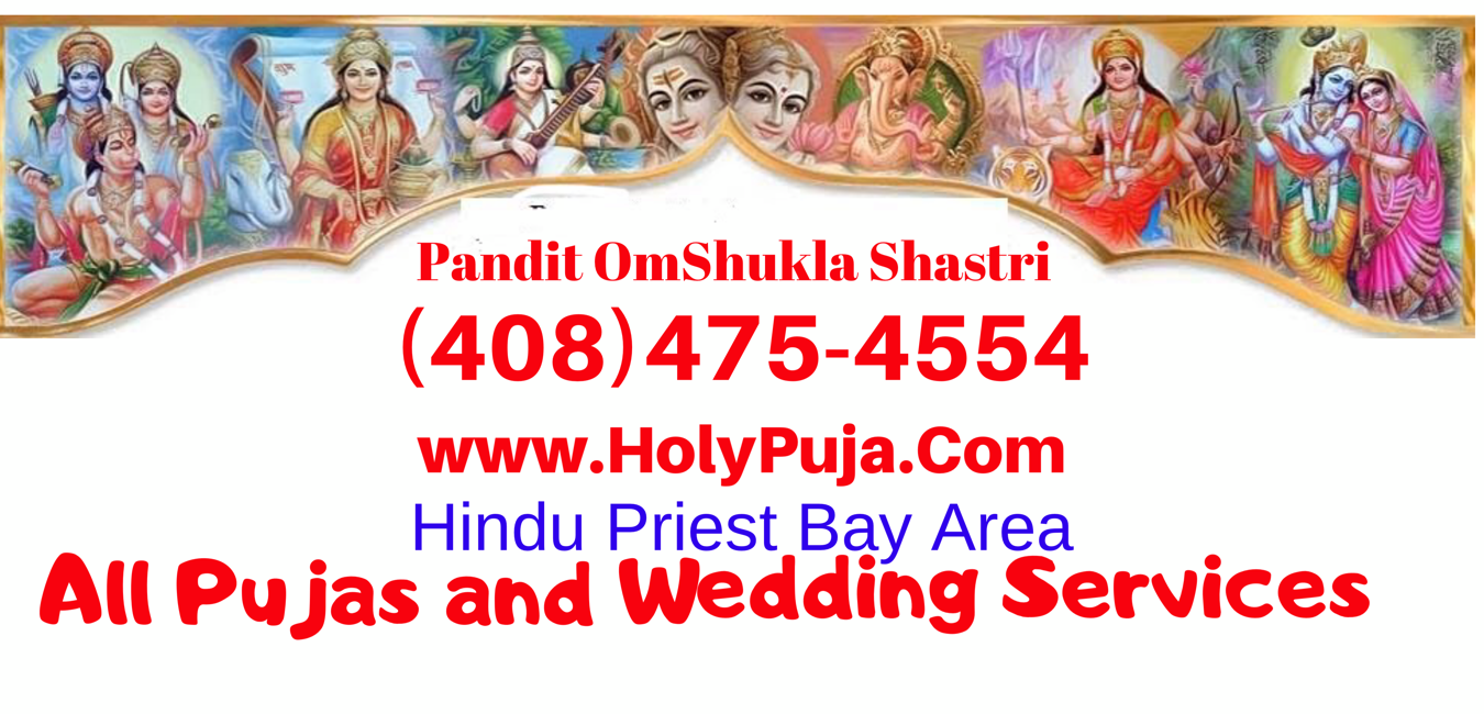 Hindu Priest Bay Area Pandit Services Online Puja Booking