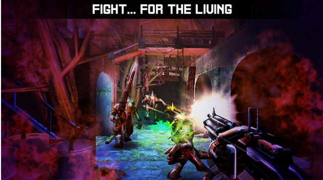 Best FPS Shooting Games for Android apk Free Download Hellgate London FPS