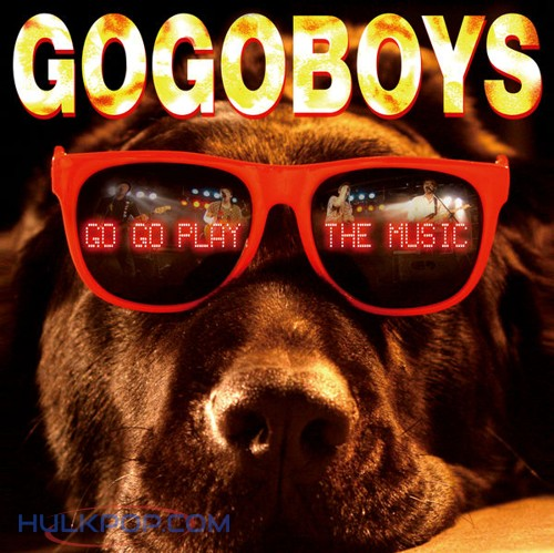 GOGOBOYS – GoGo Play the Music – EP