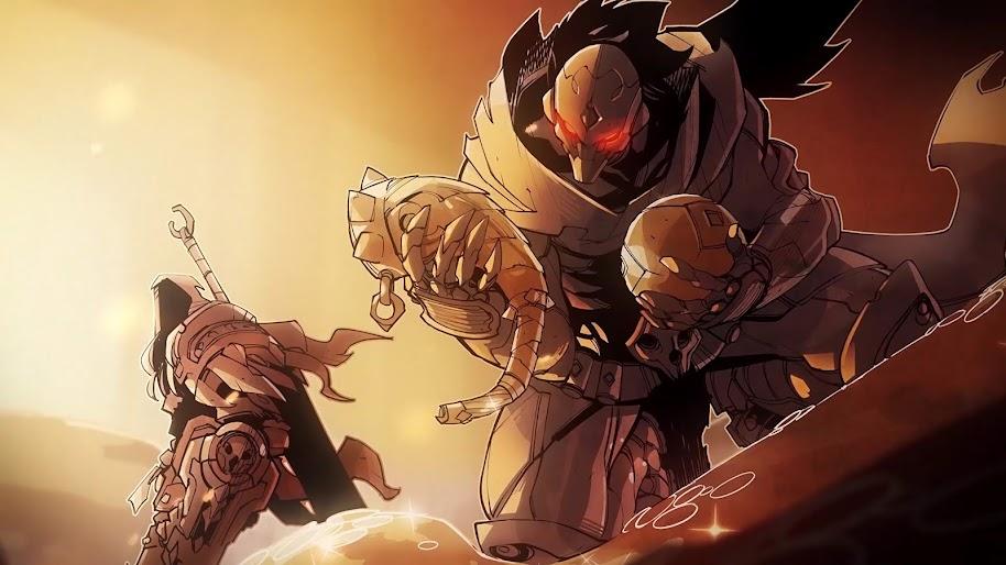 Darksiders Genesis Strife And War 4k Wallpaper 5