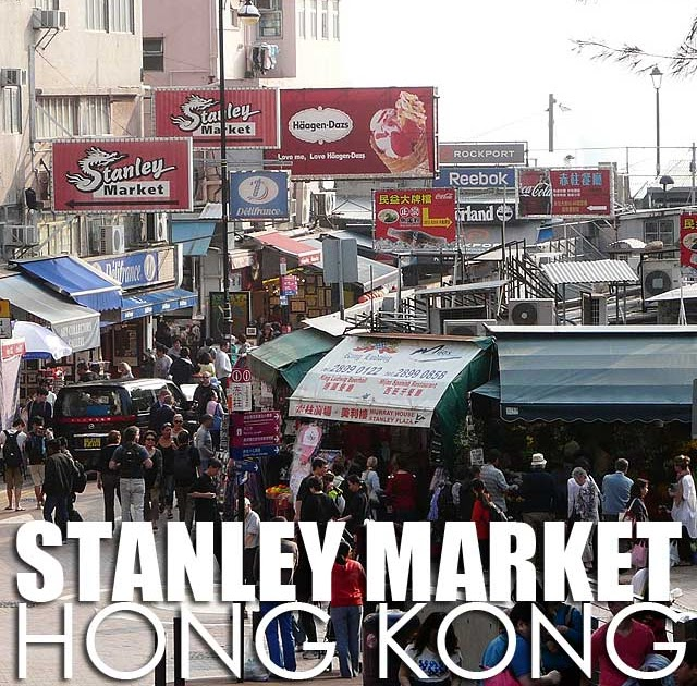 Hong Kong: Bus trip to Stanley Market | Ivan About Town