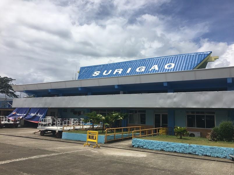 Sayak Airport surigao del norte