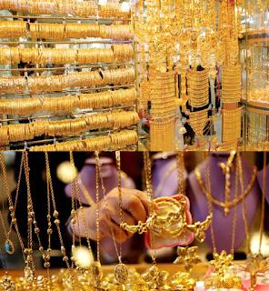 أنخفاض سعر الذهب اليوم.. تعرف علي أسعار الذهب اليوم الأحد 29-5-2016 في مصر بعد أنخفاضها