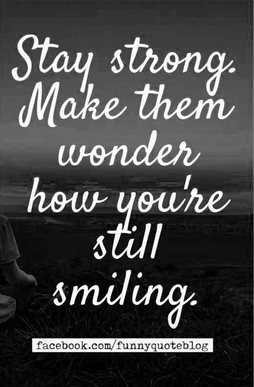 short smile quotes