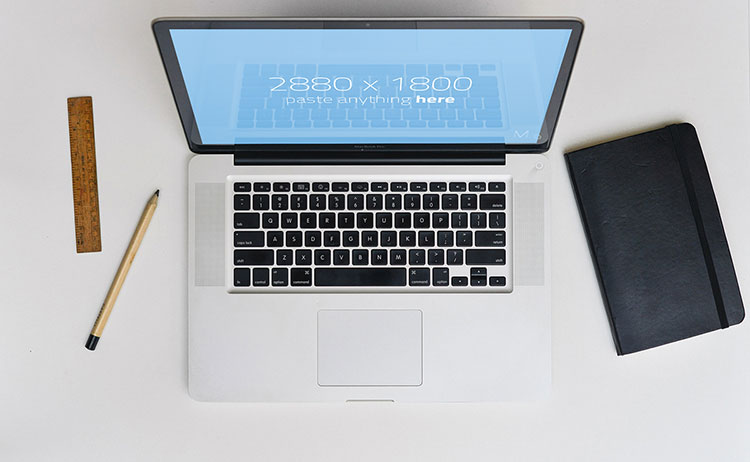 Macbook Pro and Air Mockups for FREE
