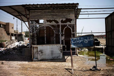 Milisi Syiah Iraq juga Banyak Siksa Warga Sipil Sunni
