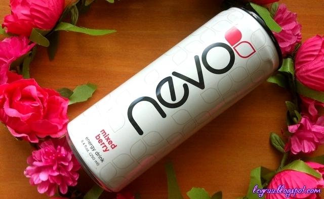 Jeunesse Nevo - zdrowy energetyk