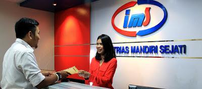 Lowongan Kerja Sumbar PT. Intrias Mandiri Sejati Padang (Part Time)