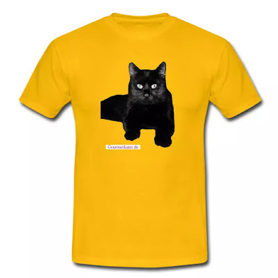 Gourmetkater-Shirt