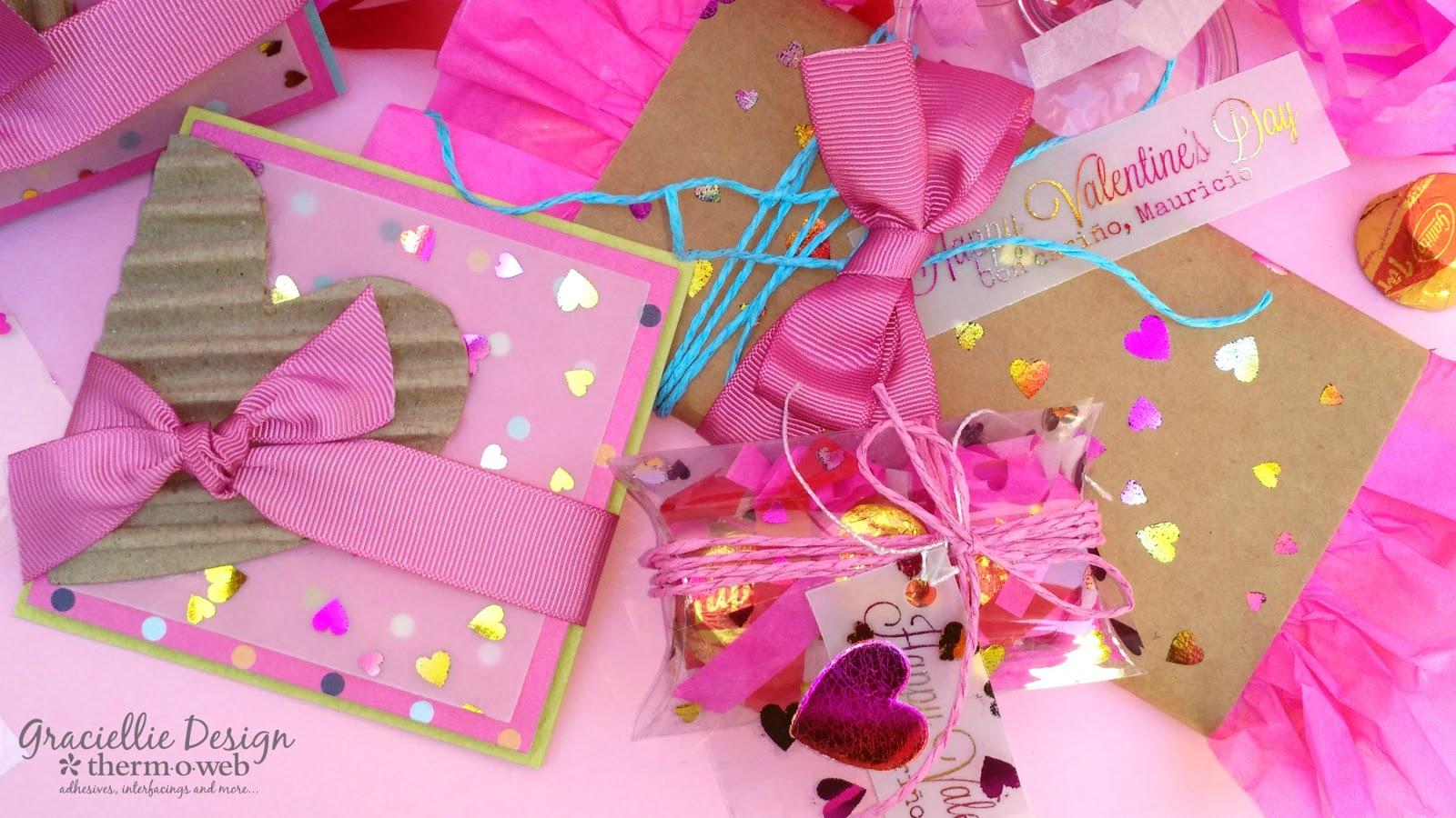 DIY Valentine\'s Gift Ideas with Deco Foil Plus Exclusive Freebie!