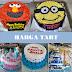 0877-3902-1229 (XL) | Harga Kue Tart | Almond Bakery Cafe Resto Gelato Jogja