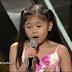 Gella Vergara sings 'Somewhere' on The Voice Kids Philippines