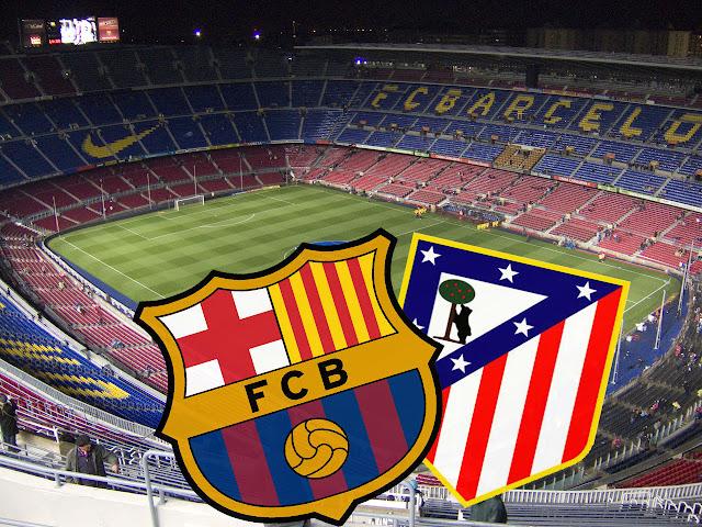 Barcelona vs Atletico Madrid - Video Highlights & Full Match