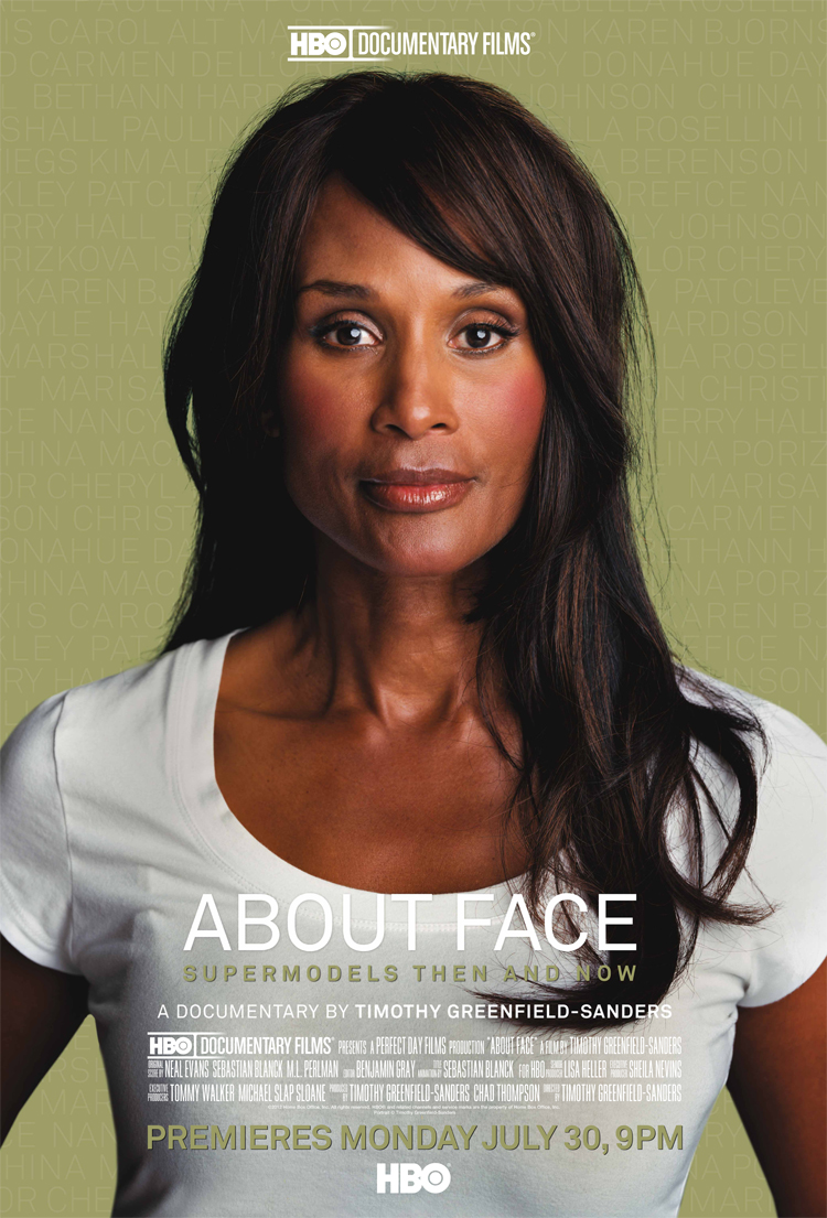 Lecturas Cinematográficas: About Face: Supermodels Then And Now