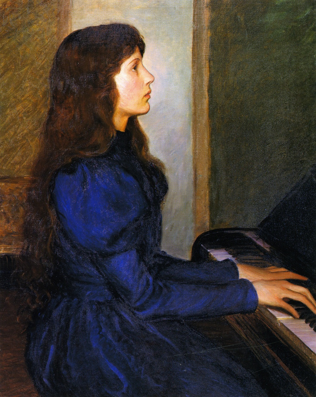Paintings by Lilla Cabot Perry