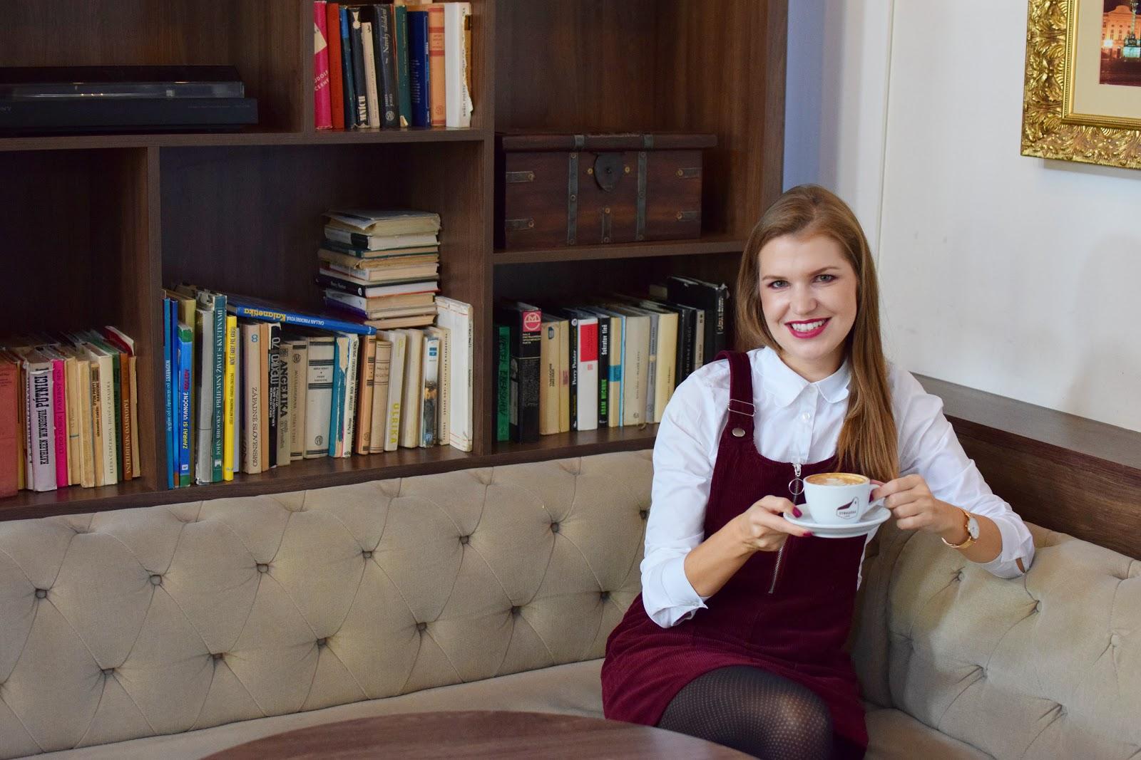 Synagóga cafe Trnava