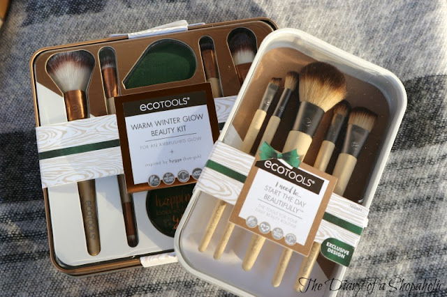 ecotools warm winter glow beauty kit