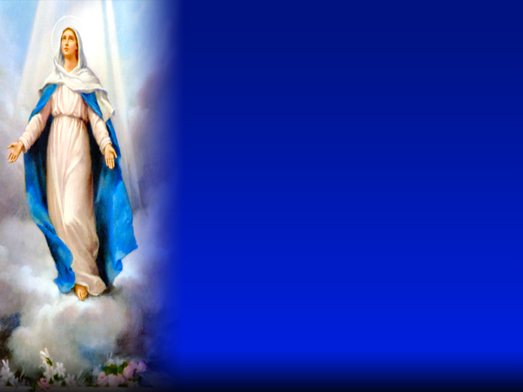 Feast Day Solemnity August 15