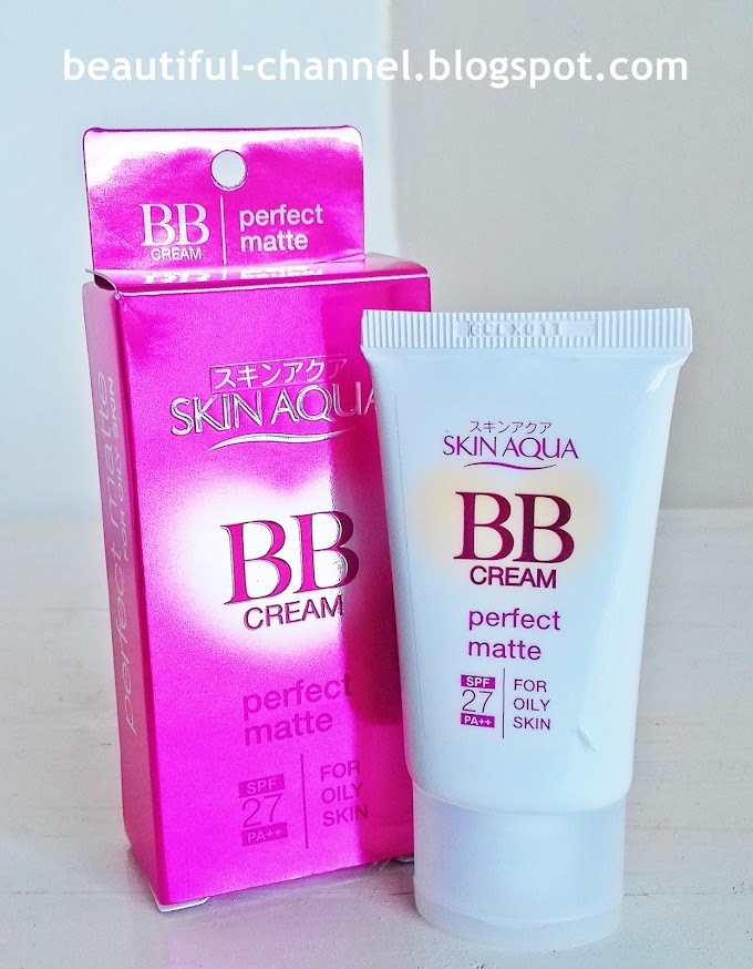 Review: Skin Aqua BB Cream Perfect Matte dari Yukcoba.in