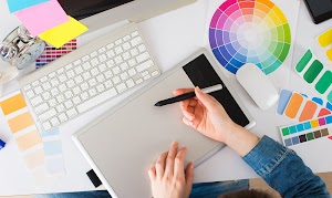 Beginner Guide to Graphic Design: Quick-Start to Learn It Yourself
