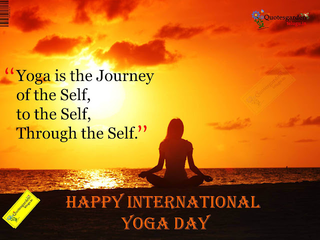 International yoga Day quotes images - Best wishes for International yoga day - Yoga Day quotes images