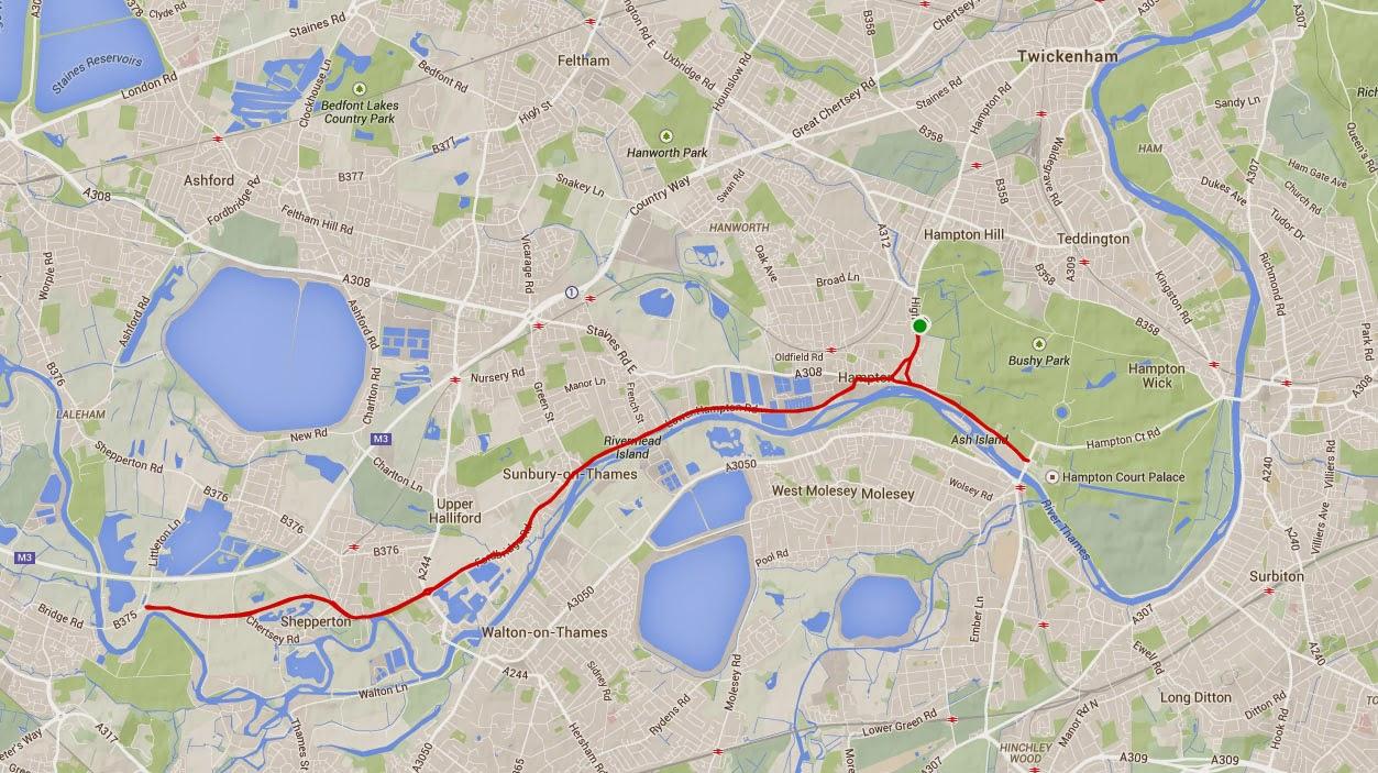 Thames Turbo Triathlon