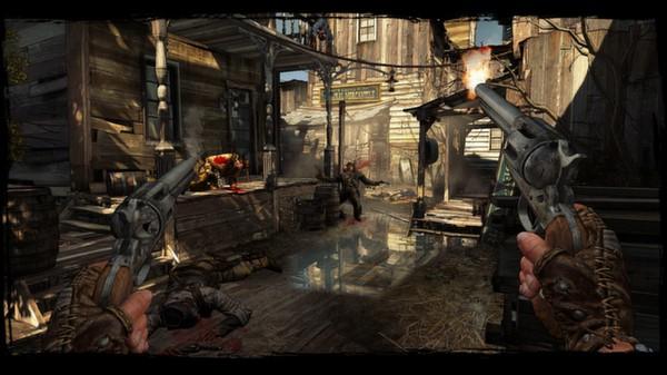 Call of Juarez Gunslinger PC Full Version Screenshot 2
