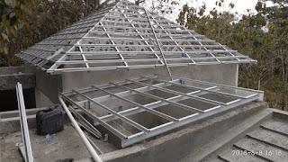 aplikator baja ringan jambi spesialis rangka atap merangin ahli pasang