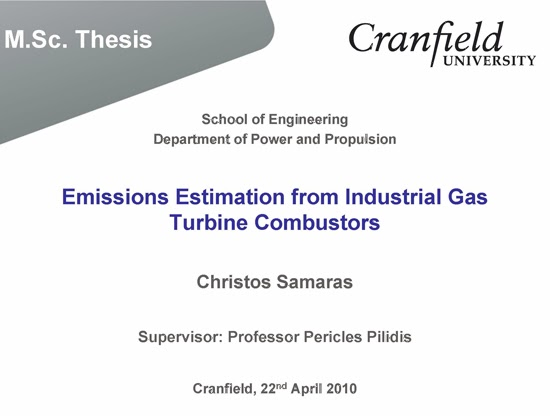 Emissions Estimation From Industrial Gas Turbine Combustors