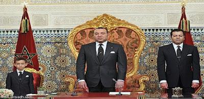 رئيس المغرب
