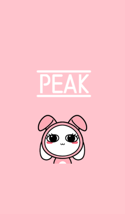 Peak theme