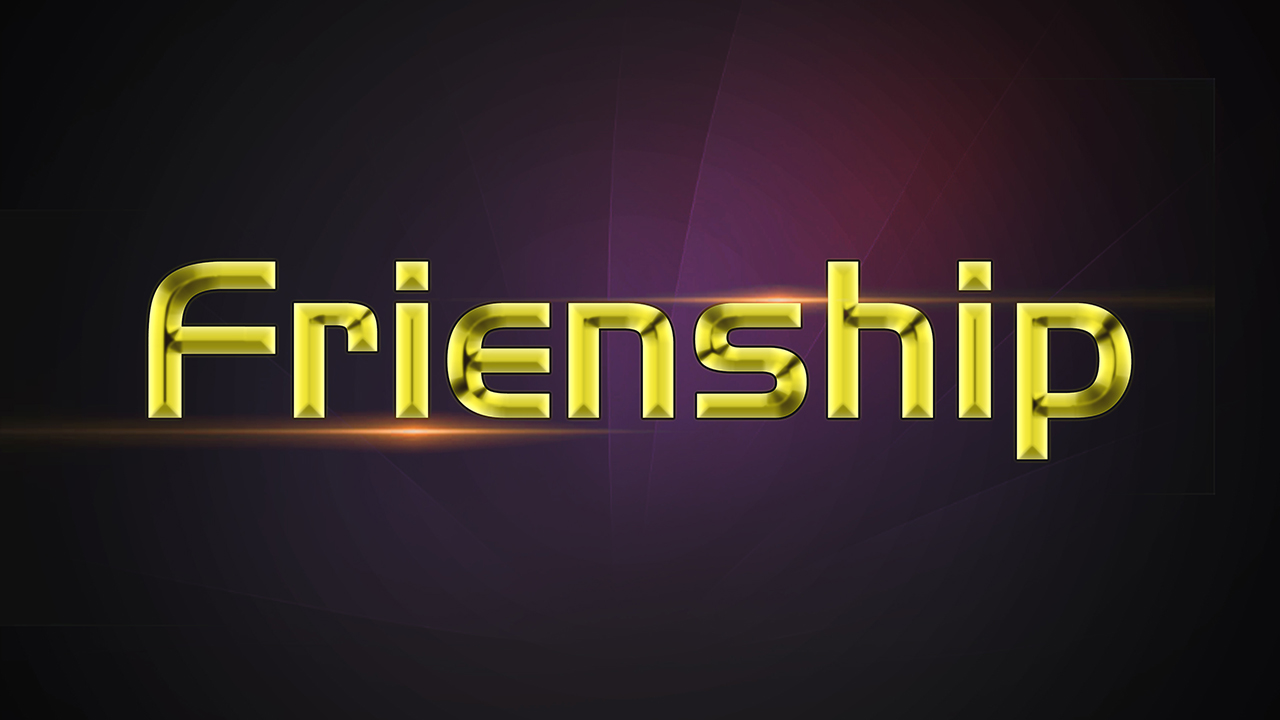 Neon friendship text effect photoshop tutorials white dot academy neon friendship text effect photoshop tutorials baditri Gallery