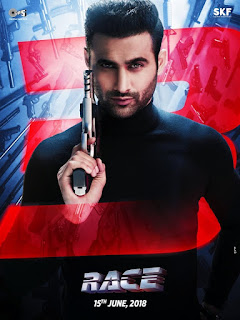 Race 3 First Look Poster 6