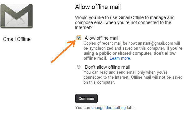 Tips and tricks to Access your Gmail account Offline
