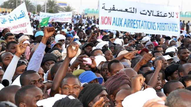 Clashes erupt in Mauritania ahead of constitutional referendum
