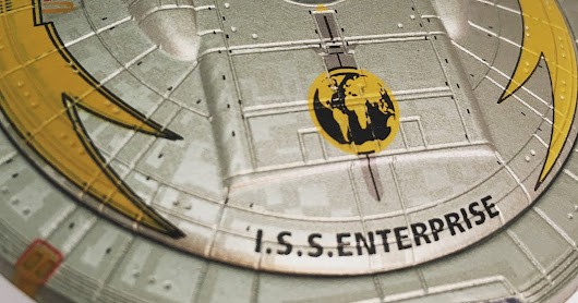 Polished Mirror: The ISS Enterprise NX-01 Special