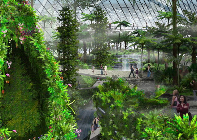 Gardens by the Bay - Competition Stage