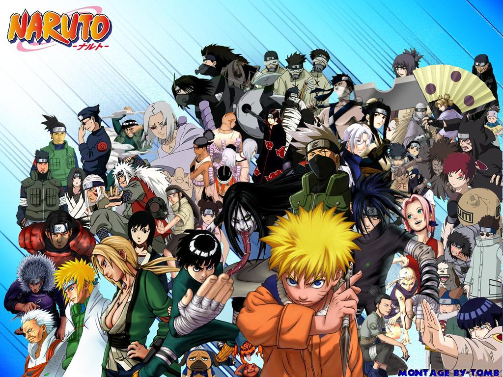 Menurut Saya Naruto Sendiri Lebih Baik Dalam Menyajikan Scene Pertarungan Epic Dengan Chara Karakter Yang Cerdas Kekuatan Keren
